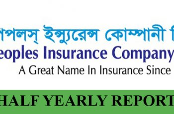 Peoples Insurance Company Ltd. Half Yearly Report