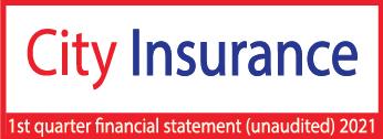 1st quarter financial statement (unaudited) 2021