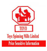 Toyo Spinning Mills Limited