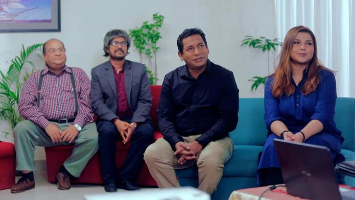 মোশাররফ করিমের 'বাঙ্গি টেলিভিশন' সম্প্রচারে