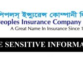 Price Sensitive Information of Peoples Insurance Company Ltd