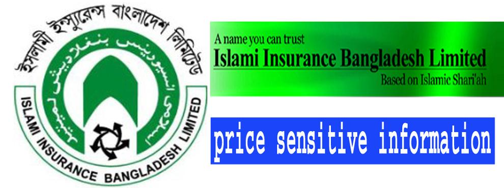 price sensitive information of Islami Insurance Bangladesh Ltd.