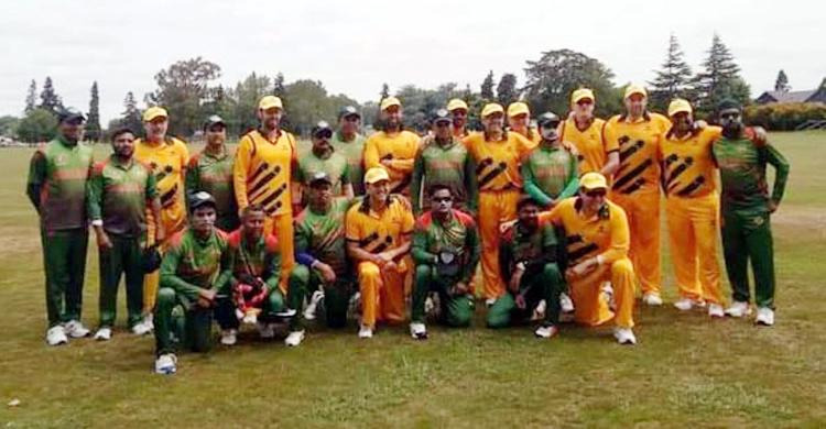 অস্ট্রেলিয়াকে হারালো বাংলাদেশ আইনজীবীদের ক্রিকেট দল