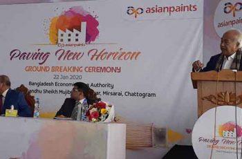 এশিয়ার বড় অর্থনৈতিক অঞ্চল হবে শেখ মুজিব শিল্পনগর : মোশাররফ