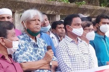 ভারতকে ফাইনাল ওয়ার্নিং দেয়া উচিত : জাফরুল্লাহ