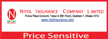 Price Sensitive Information of Nitol Insurance Co. Ltd.