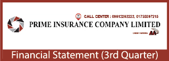 Financial Statements of Prime Insurance