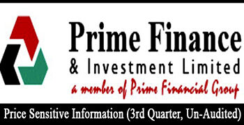 Prime Finance & Investment Limited Financial Statement (3rd Quarter-Un-Audited)