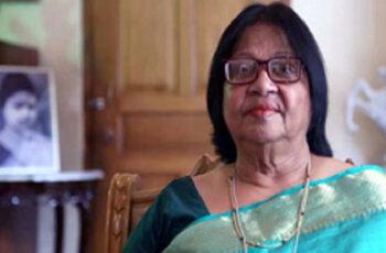 একজন নৃত্যশিল্পী-শিক্ষকের নাম রাহিজা খানম ঝুনু