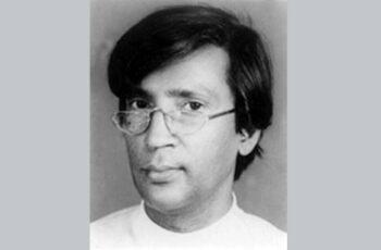একুশে পদকপ্রাপ্ত বাংলাদেশী চিত্রশিল্পী রশিদ চৌধুরী
