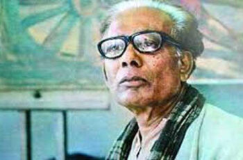 শতাব্দীর অন্যতম বিখ্যাত বাঙালি চিত্রশিল্পী জয়নুল আবেদিন