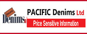 Price Sensitives Information Of Pacific Denims Ltd.
