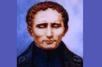 ফরাসি আবিষ্কারক ও শিক্ষক লুই ব্রেইল