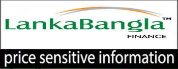price sensitive information of lankabangla finance