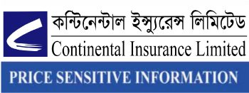 Price sensitive information of continental insurance
