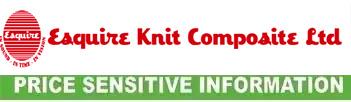 price sensitive information of esquire knit composite