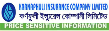 price sensitive information of karnaphuli insurance company ltd.