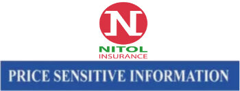 price sensitive information of nitol insurance