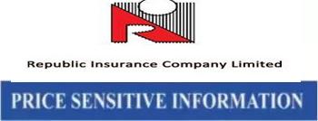 price sensitive information of republic insurance