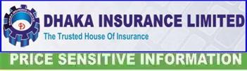 price sensitive information of dhaka insurance