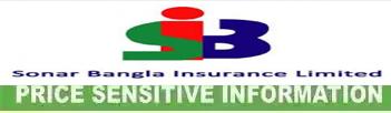 price sensitive information of sonar bangla insurance