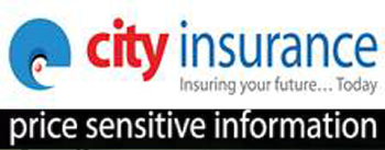 price sensitive information of city generall insurance