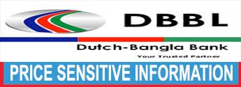 price sensitive information of dutch-bangla bank