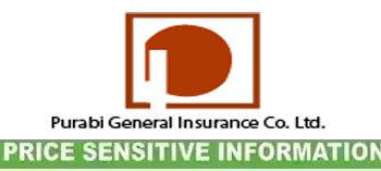 price sensitive information of purabi general insurance
