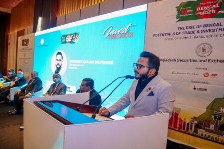 বাংলাদেশের উন্নয়নে শোকেস ওয়ালটন: গোলাম মুর্শেদ