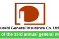 notice of the 33rd annual general meeting of the purabi general insurance